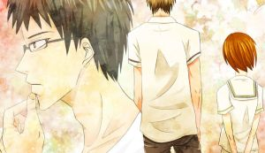 KnB: Love triangle by KC-Project