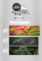SOTW 32 - Winners by GFXBB