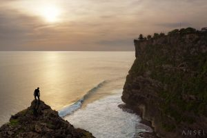 Uluwatu Drop by Draken413o