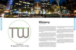 Time Warner Brochure Spread 1 by SeeMooreDesigns