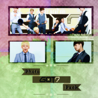 GOT7 Photo Pack by 4ever29