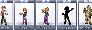 Pokemon FRLG REMAKE Sprite preview by Eli-eli76