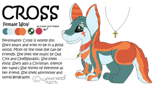 Cross Reference by tiptoeling