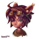 potrait (color study) by boot-dsign