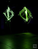 Magical Light Painting 6 by FilipR8