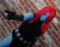 mystique shooter by WildIrish007