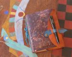 Sthenictis livescribe notebook #1 by danaan-dewyk