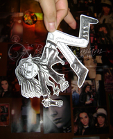 Bill Kaulitz in paperchild by Ady-MUM