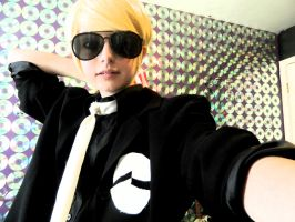 Dave Strider (Homestuck Cosplay) by Daves-Turntables