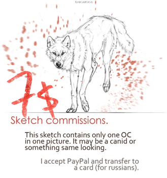 .sketch commissions. by s-sicilia