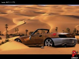 Honda S2000 Project 21 by arna1