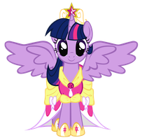 Princess Twilight by KibbieTheGreat