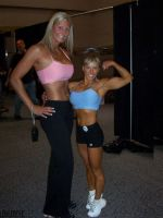 Cassidy compare bodybuilder by lowerrider