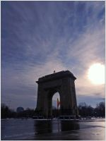 Arcul de Triumf 2 by moonik9