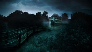 haunted house by devils666