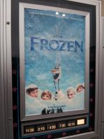 Movies 278 Frozen Poster (December 28th,2013) by CrappyMSPaintArt