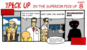 The Pick Up in the superior pickup part 8 by RWhitney75
