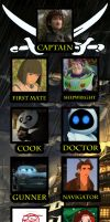 Pirate crew meme by thearist2013