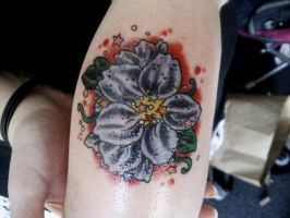 My Tattoo by oober-zombie
