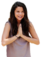 Selena Gomez PNG by LightAddiction