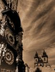 The Astronomical Clock HDR02 by abelamario