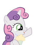 sweetie belle milkshake! by VendetaTJ