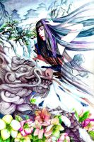 Yuki Onna And the Ivory Prince by lilitus