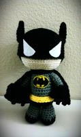 New Batman Sackboy! by LucreziaNatas