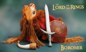 Lord of the Rings Boromir by Barkingmadd
