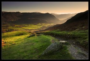Catbells by MattAnth