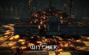 Witcher 2. Grand Final by JakeCarver