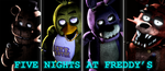Five Nights At Freddy's Wallpaper by ShadowNinja976