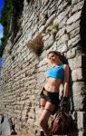 Tomb Raider Comic by LauraCraftCosplay