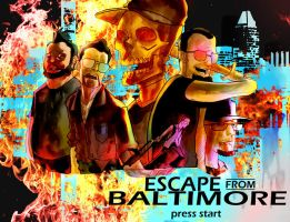 Baltimore Color by EvanBryce