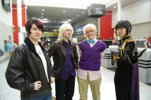 MCM Expo May 2012 - 2P!Hetalia Group by canineshadowlover