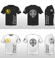 Hunger Games District 12 Shirt by SikkPup