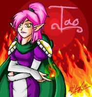 Tao the Mage by Cruzerchic123