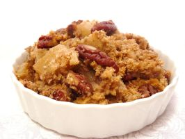 Apple Brown Betty II by LoveandConfections