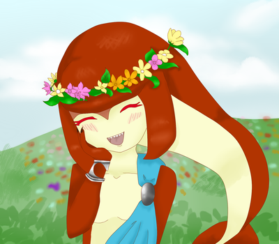 Wholesome Mipha FINAL by mmarissa33