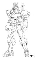 Request: Gundam From Mechquest by Rekkou