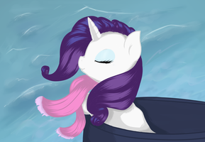 Rarity on boat by Chiweee