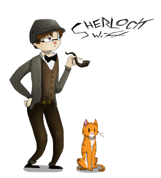 Sherlock Swift by Dawnfirelunah