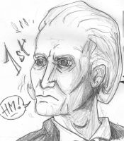 First Doctor! by AlixPaugam