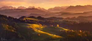 Switzerland by RobinHalioua
