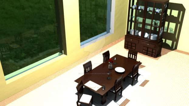 Dinning room by materialize6