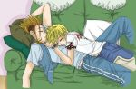 RokuDem Nap time :colored by Brixyfire