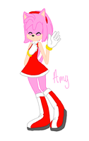 Amy by Fwooah