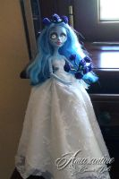 The Corpse Bride 2 by AmarantineCustomDoll
