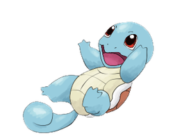 Squirtle by Entin