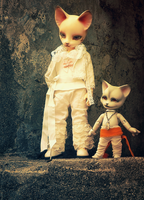 Journey Cats by Arenheim